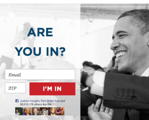 Image of OFA website